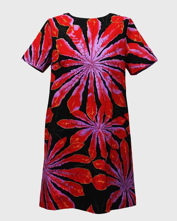 detoun-african-print-dress-afrykańskie-sukienki-damska-moda
