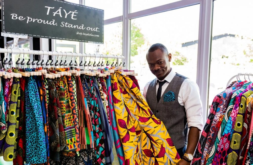 TAYE-taiwo-adebesin-africanprints-colors-standout-beproud