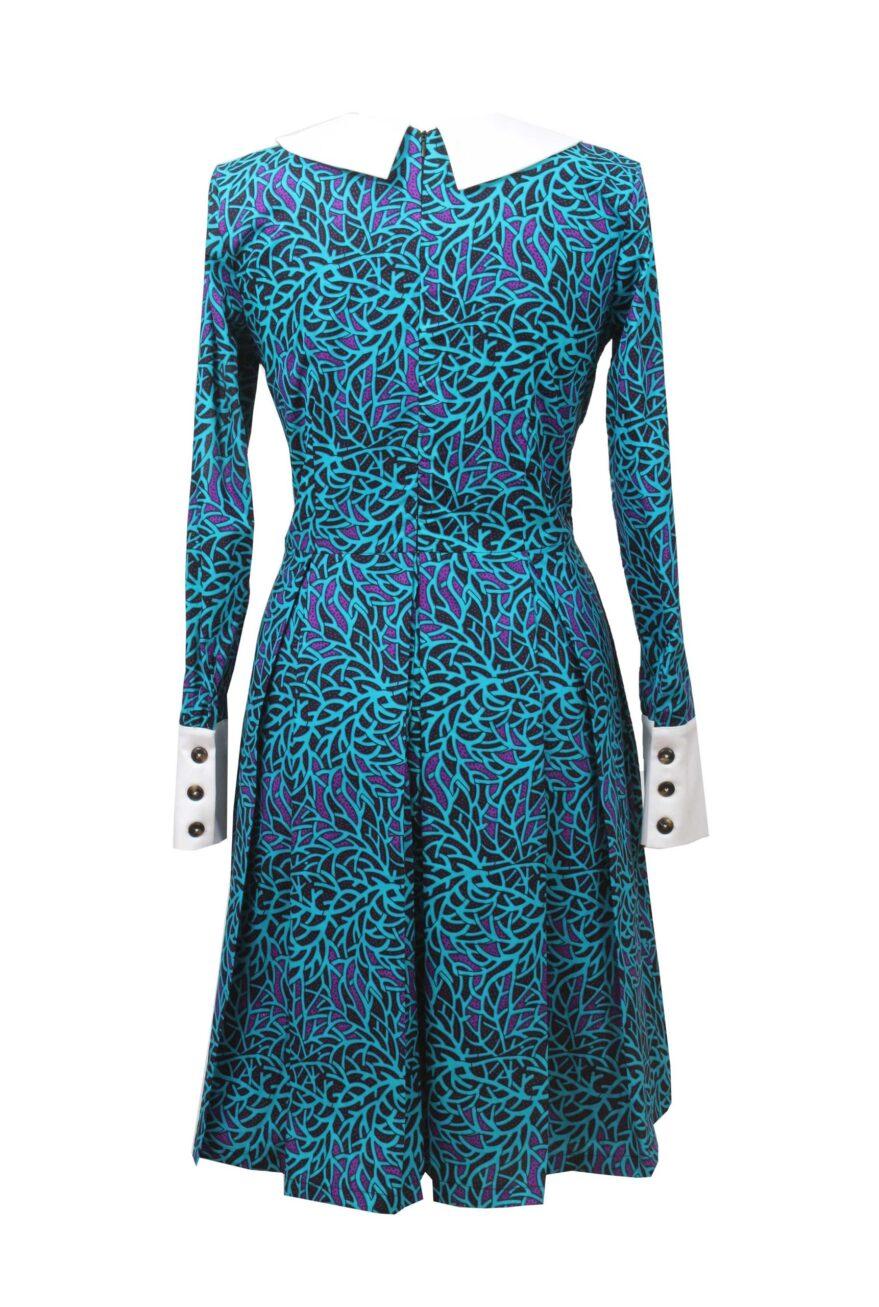 Taye-africanprints-dress-peterpancollar-ubrania-afrykanskie-moda-w-warszawa-skleponline-zakupyonline1