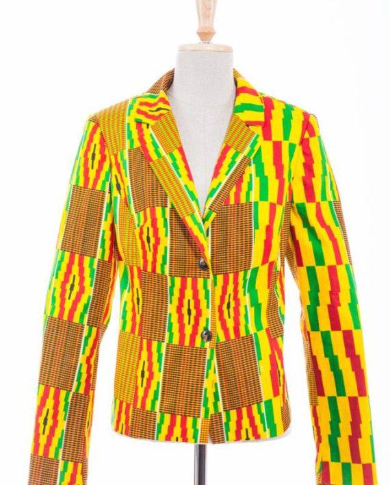 Taye-african-print-kente-yellow-afrykanskie-zakiety