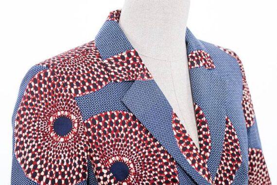 Taye-african-print-jacket-Afrykanskie-zakiety-burgundy-grey-blue-white
