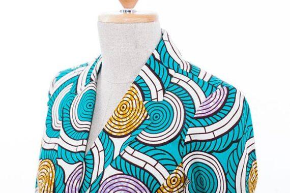 Taye-african-print-jacket-Afrykanskie-zakiety-green-purple-white