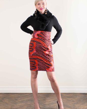 Taye-africanprints-straightskirt-pencilskirt-spodnice-afrykankie-afryka-fashion-skleponline-highbandskirt-edyta