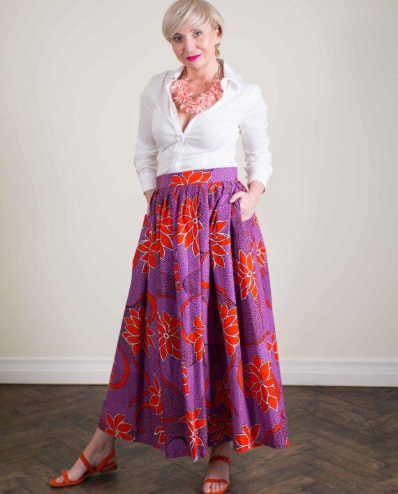 lara-maxi-skirt-Taye-jacket-maxi-africanprint-afrykanskie-moda-w-polsce-zakupyonline-purpleandred-edyta-sklep