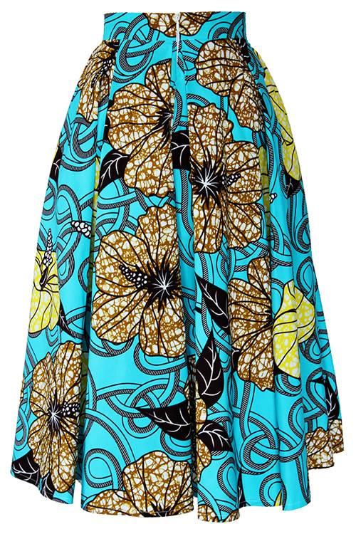 TAYE-african-print-midi-skirt-afrykanskie-midi-Spodnice-moda-damskie-back-new-min