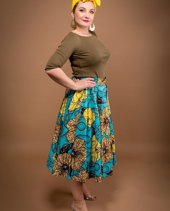 TAYE-african-print-midi-skirt-afrykanskie-midi-Spodnice-moda-damskie-full-min