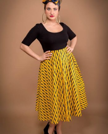 TAYE-african-print-midi-skirt-afrykanskie-midi-Spodnice-moda-damskie-yellow-white-navy-full