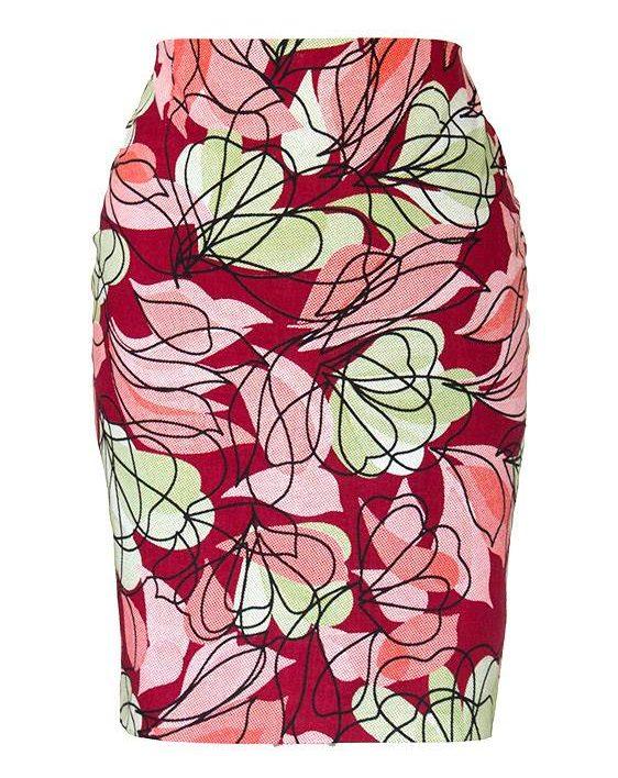 TAYE-african-print-pencil-skirt-afrykanskie-olowkowe-Spodnice-moda-damskie-kolory-front