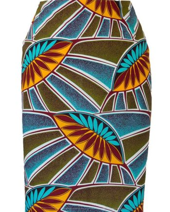 TAYE-african-print-pencil-skirt-afrykanskie-olowkowe-Spodnice-moda-damskie-olive-army-front