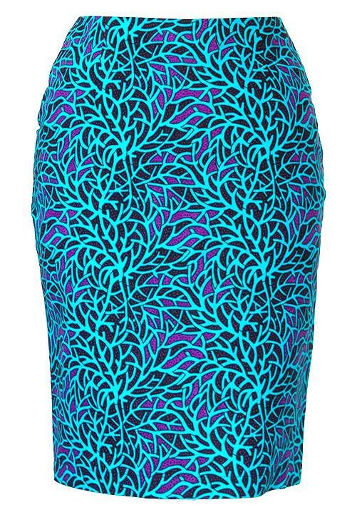 TAYE-african-print-pencil-skirt-afrykanskie-olowkowe-Spodnice-moda-damskie-turquoise-and-purple-front