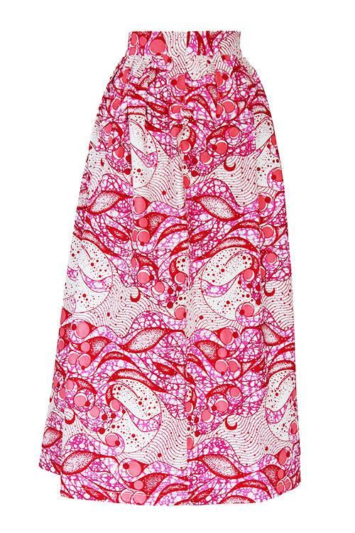 TAYE-african-print-wax-maxi-skirt-spodnice-afrykanskie-maxi-pink-dark-back