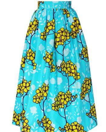 TAYE-african-print-wax-maxi-skirt-spodnice-afrykanskie-maxi-sky-blue-yellow-white-front1
