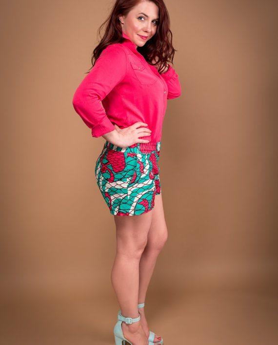 TAYE-african-print-wax-sexy-shorts-afrykanskie-kolor-spodnice-moda-damskie-szorty-white-pink-green-full-min