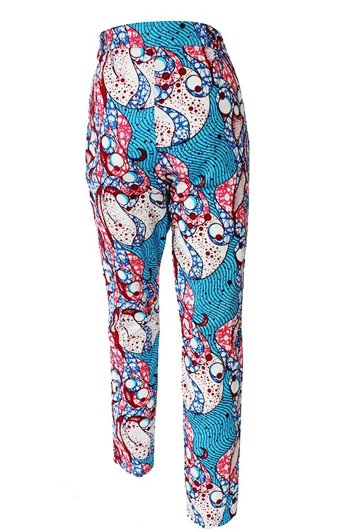 TAYE-african-print-wax-trouser-afrykanskie-kolor-spodnie-moda-damskie-white-blue-red-back-min