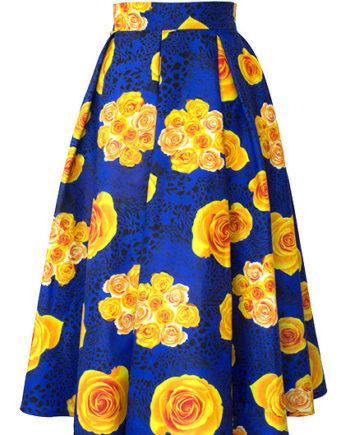 taye-midi-blue-yellow-rose-afrykanskie-spodnica-ubrania-skleponline