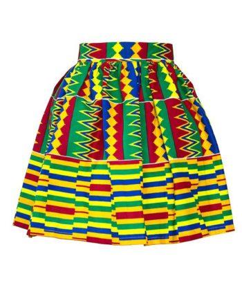 Fifi-kente-short-skirt-african-prints-damska-ubrania-odziez-kobieta