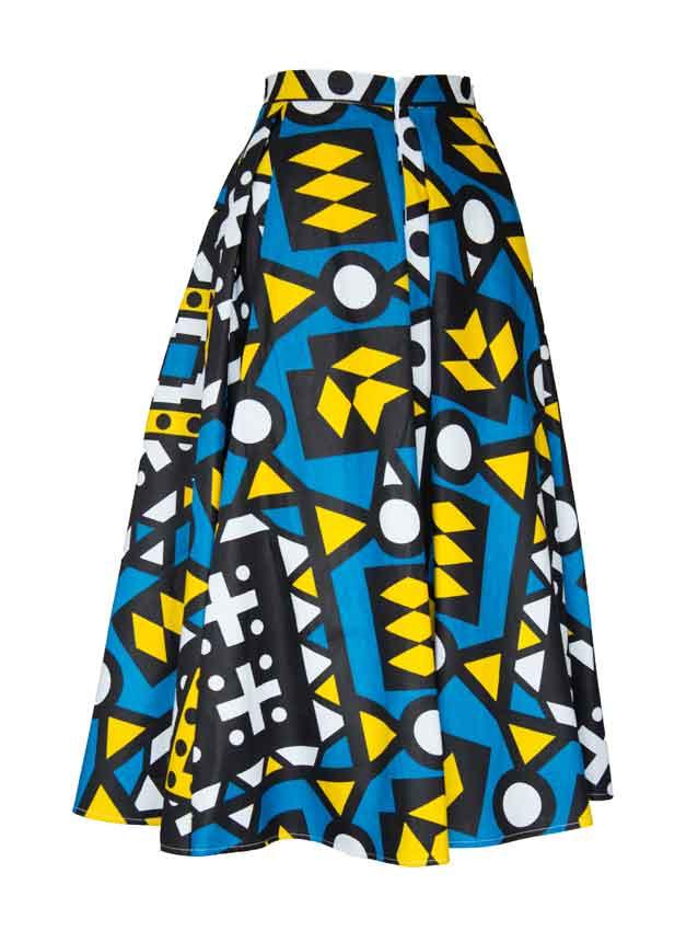 samakaka-pleat-skirt-spodnica-damska-afryka-w-polsce-i-warszawie-back
