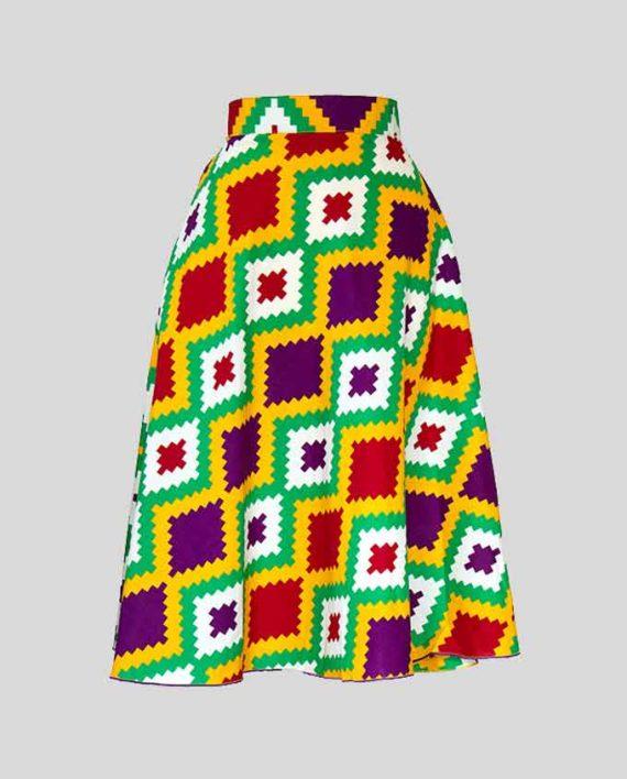 Kente-africanprint-midi-skirt-women-warsaw-poland-afryka-spodnica-w-polsce-moda-damska-poznan