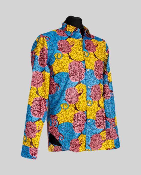 uche-long-sleeve-shirt-men's-dlugi-rekaw-afryka-meska-koszula-w-polsce-odziez