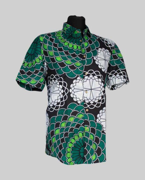 kelechi-African-print-shirt