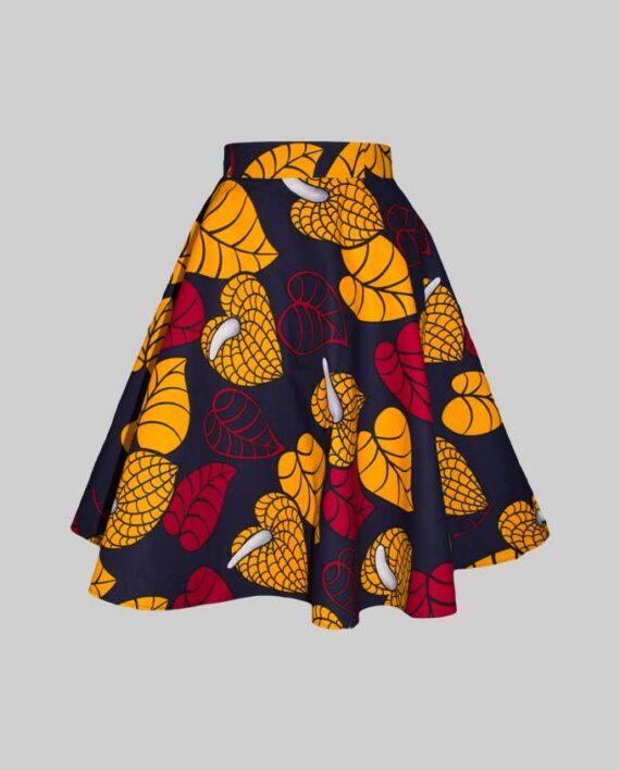 Ebun-flare-skirt-with-pockets-spodnica-damski-moda-afryka-w-polsce-ubrania-afryka-kolory